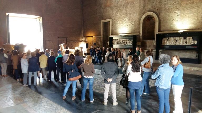 Mondadori Electa - Evento Cipresso presso la Curia 24/04/2018