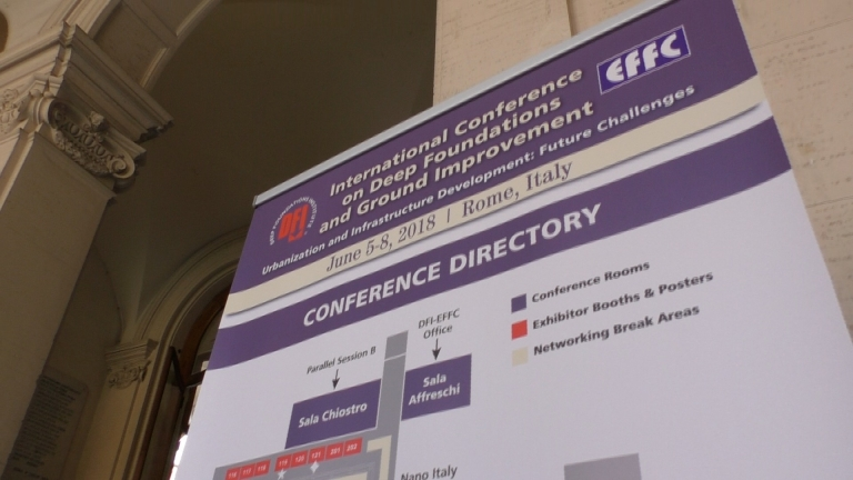 DFI-EFFC International Conference on Deep Foundations and Ground Improvement