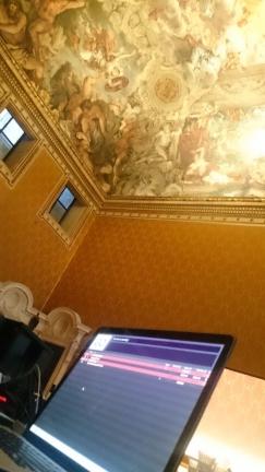 Convegno al Palazzo Barberini